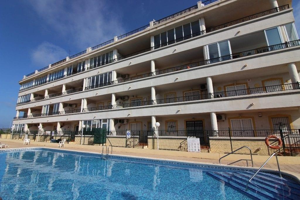 La Mirada apartments in Playa Flamenca