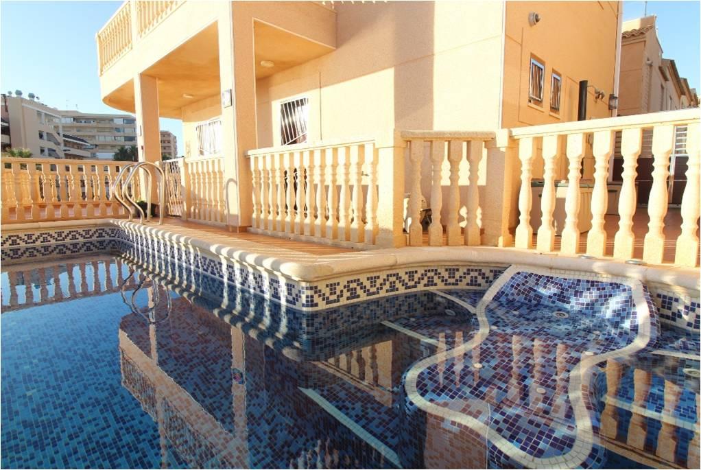 Jacuzzi Torrevieja.La Mata Torrevieja Alicante Luxury Beach Villa Costa