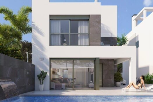 New development in Punta Prima Los Altos