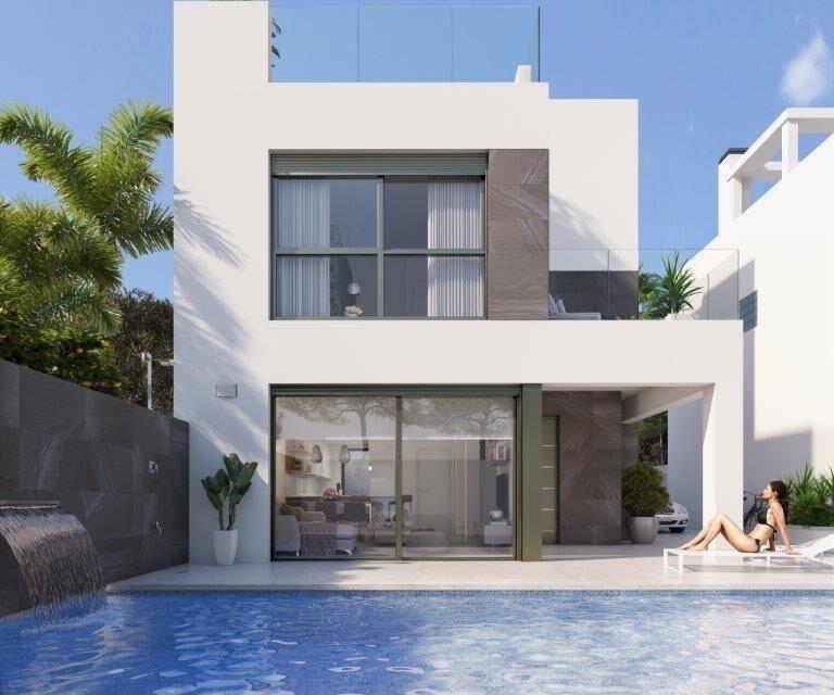 New development in Punta Prima Los Altos prices start from 449,000€