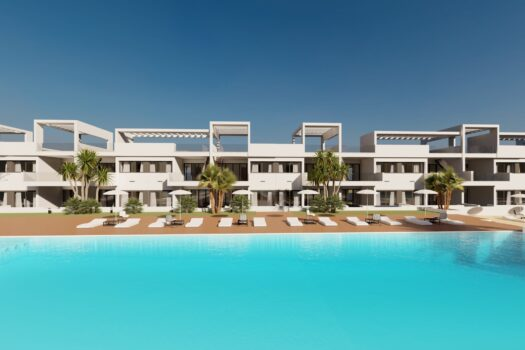Benidorm New Bungalows for sale