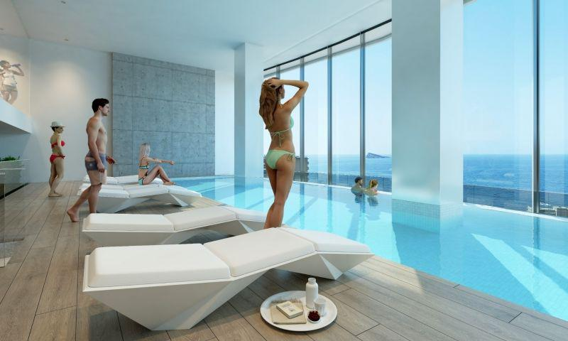 Benidorm Luxury apartments for sale from 290,000€
