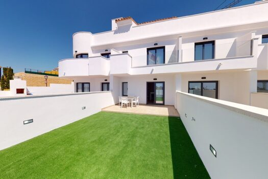 Benidorm New modern Townhouse