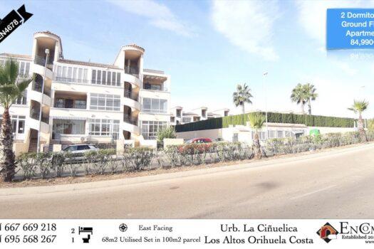 Property for sale in Los Altos Punta Prima