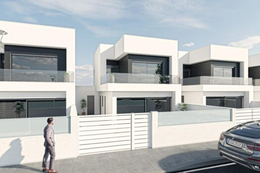 Property for sale in San Pedro del Pinatar Mar Menor Murcia