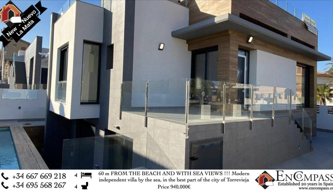 Property for sale in La Mata Alicante Costa Blanca