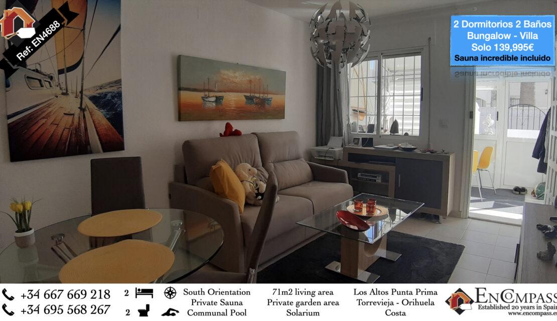 Property for sale in Los Altos La Ciñuelica Punta Prima 139,900€
